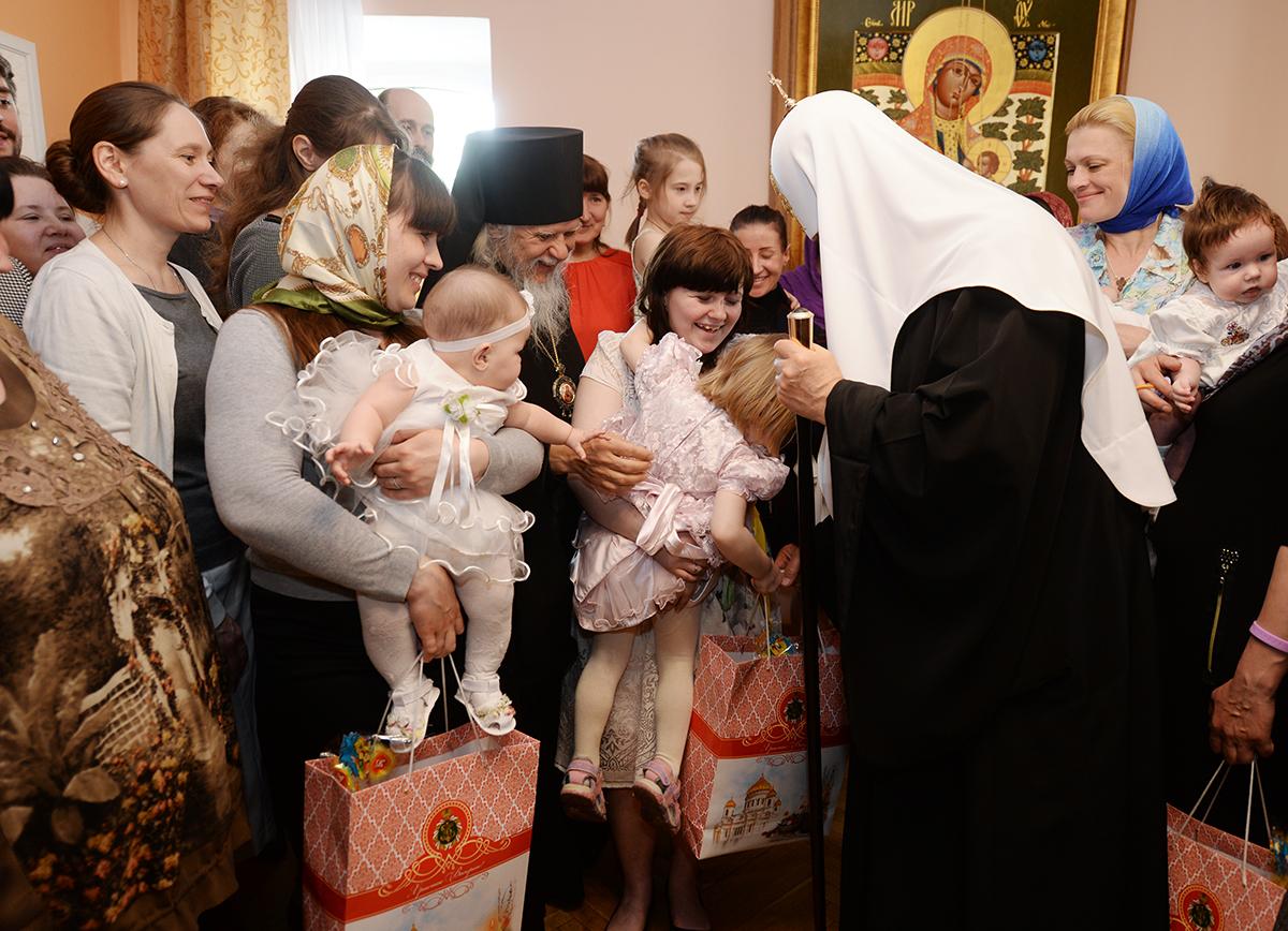 Реальные русские мамы 8 фотография