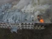 На Валааме сгорела Зимняя гостиница
