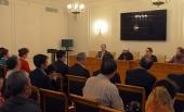 Состоялась встреча председателя ОВЦС с паломниками из Китая