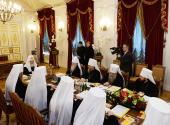 ЖУРНАЛ заседания Священного Синода от 16 апреля 2016 года
