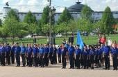 В Москве состоялся ежегодный Георгиевский парад «Дети победителей»