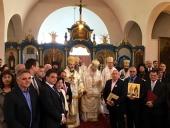 Представитель Русской Православной Церкви принял участие в торжествах по случаю 100-летия храма святых равноапостольных Кирилла и Мефодия в Будапеште