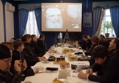 Пастырская стажировка по вопросам социального служения началась в Москве