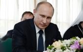 Поздравление Президента России В.В. Путина по случаю 70-летия Отдела внешних церковных связей