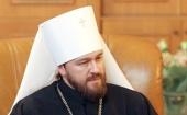 Митрополит Волоколамский Иларион: Работа Отдела внешних церковных связей предотвратила полное разрушение Церкви