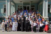 В Алма-Ате отметили 25-летие основания Центральной воскресной школы епархии