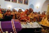 Состоялось отпевание и погребение архиепископа Гавриила (Стеблюченко)
