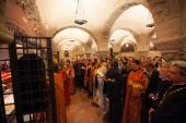 Делегация Русской Православной Церкви посетила Бари в день празднования памяти Николая Чудотворца