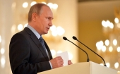 Выступление Президента РФ В.В. Путина на пленарном заседании Съезда Общества русской словесности