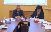 Состоялось первое заседание совместной комиссии Министерства здравоохранения и Русской Православной Церкви