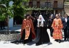 27-29 мая Святейший Патриарх Кирилл совершил паломничество на Святую Гору Афон