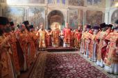 425-летие мученической кончины святого царевича Димитрия отметили в Угличе