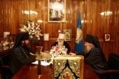 В Ташкенте прошло заседание Синода Среднеазиатского митрополичьего округа