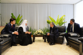 Святейший Патриарх Кирилл поздравил Рауля Кастро Рус с 85-летием со дня рождения