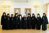 Состоялось заседание Синода Митрополичьего округа в Республике Казахстан