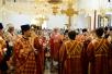 Патриарший визит в Башкортостанскую митрополию. Всенощное бдение богослужение в Успенском Георгиевском монастыре