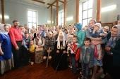 Завершился визит Святейшего Патриарха Кирилла в Башкортостанскую митрополию