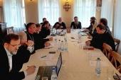 Состоялось очередное заседание комиссии Межсоборного присутствия по организации церковной миссии