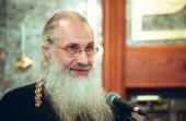 Протоиерей Александр Троицкий: «Люди с интересом читают перевод Священного Писания на родном языке»