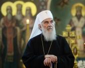 Поздравление Святейшего Патриарха Сербского Иринея по случаю 1000-летия русского монашества на Афоне