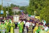Состоялось общецерковное прославление святого праведного Павла Таганрогского