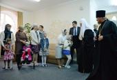 Святейший Патриарх Кирилл посетил Православный духовно-просветительский центр Йошкар-Олы