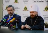 Председатель ОВЦС рассказал журналистам о позиции Священного Синода по вопросу об участии Русской Православной Церкви во Всеправославном Соборе