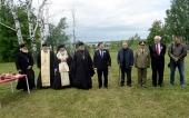 Делегация Румынской Православной Церкви посетила город Лебедянь