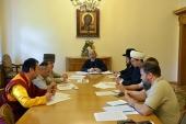 Состоялось заседание российской части Совета по межрелигиозному сотрудничеству Российско-китайского комитета дружбы, мира и развития