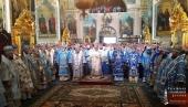 Митрополит Киевский и всея Украины Онуфрий возглавил торжества по случаю праздника Корецкой иконы Божией Матери «Споручница грешных»