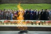 Председатель Синодального отдела по взаимодействию с Вооруженными силами принял участие в первом Общероссийском историческом собрании