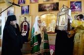 Слово Святейшего Патриарха Кирилла после молебна в Иверском кафедральном соборе г. Воркуты