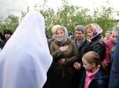 Святейший Патриарх Кирилл настаивает на строительстве часовни на шахте «Северная»