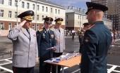Председатель Синодального отдела по взаимодействию с Вооруженными силами поздравил выпускников Военной академии РВСН