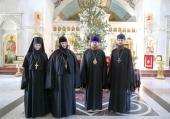 Комиссия Синодального отдела по монастырям и монашеству посетила два монастыря Калужской епархии