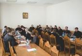 В Минской духовной семинарии подвели итоги 2015/2016 учебного года