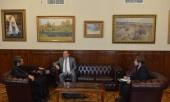 Митрополит Волоколамский Иларион провел встречи с послами Российской Федерации в Польше и Саудовской Аравии