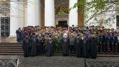 При поддержке Синодального комитета по взаимодействию с казачеством в Санкт-Петербурге прошел I Евразийский форум казачьей молодежи