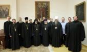 Делегация Нижегородской епархии посещает Армению