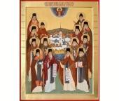 Акафист преподобным Оптинским старцам (новая редакция)