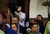 Патриаршее служение в Троице-Сергиевой лавре. Всенощное бдение
