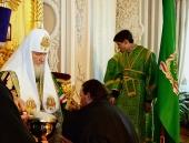 Состоялось наречение архимандрита Евгения (Кульберга) во епископа Среднеуральского и архимандрита Феодора (Малаханова) во епископа Вилючинского
