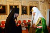 Слово архимандрита Феодора (Малаханова) при наречении во епископа Вилючинского