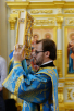 Патриарший визит в Татарстанскую митрополию. Всенощное бдение в Свияжском монастыре