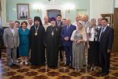 При поддержке ИППО в Енисейской епархии восстанавливается старинный Никольский храм