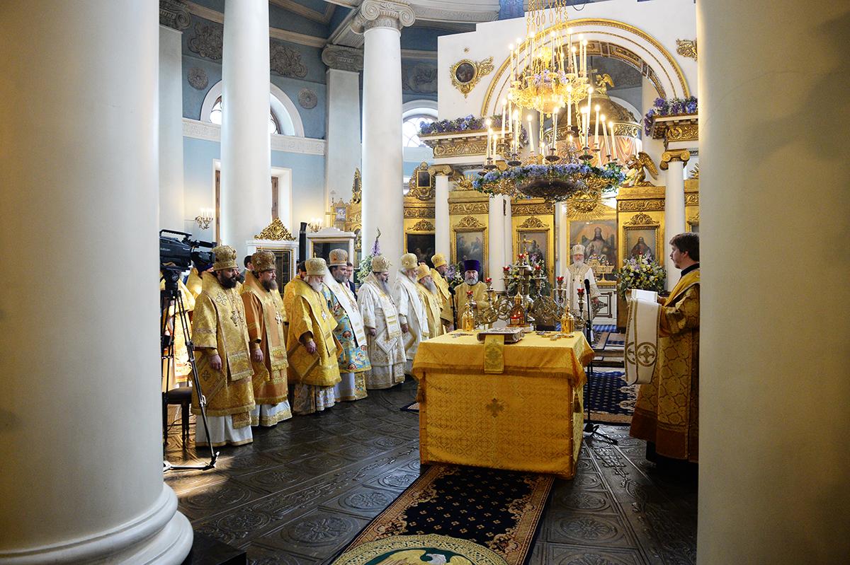 Католическая революция, о которой так долго и упорно говорили большевики