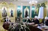 Священный Синод Русской Православной Церкви выразил позицию по Собору на Крите