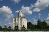 В Армавирской епархии в честь крестителя Руси освящена церковь, являющаяся копией храма Покрова на Нерли