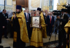 Патриарший визит в Орловскую митрополию. Освящение Смоленского храма в Орле