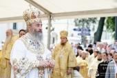 В Украинской Православной Церкви торжественно отметили День Крещения Руси